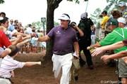 2011年 全米プロゴルフ選手権 3日目 フィル・ミケルソン