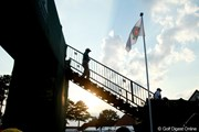2011年 全米プロゴルフ選手権 3日目 雷雨