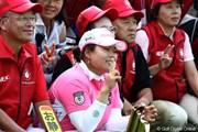 2011年 NEC軽井沢72ゴルフトーナメント 最終日  アン・ソンジュ