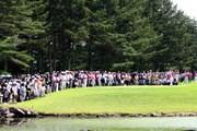 2011年 NEC軽井沢72ゴルフトーナメント 最終日 ギャラリー