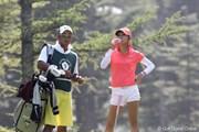 2011年 NEC軽井沢72ゴルフトーナメント 最終日 金田久美子