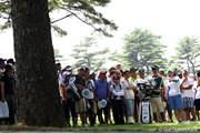 2011年 NEC軽井沢72ゴルフトーナメント 最終日 諸見里しのぶ