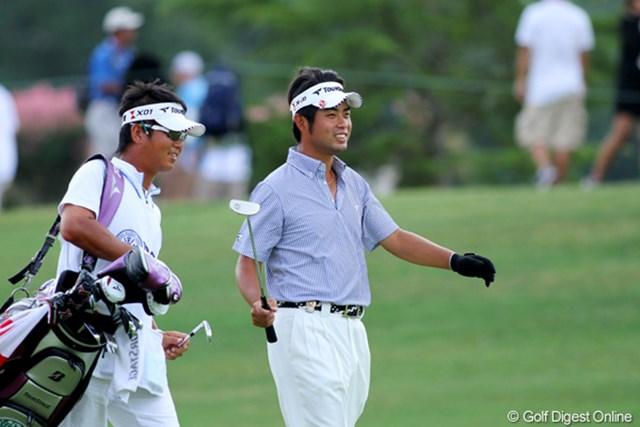 2011年 全米プロゴルフ選手権 最終日 池田勇太 メジャーで2大会連続で決勝ラウンドを戦った池田勇太は、石川遼を抜いて賞金ランキング2位に浮上