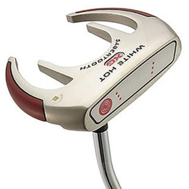 中古ギア ゴルフギアで振り返る「2011年全米プロゴルフ選手権」 NO.2 プロにも人気、目標に構えやすい形状が人気の「オデッセイ ホワイトホットXG セイバートゥース」