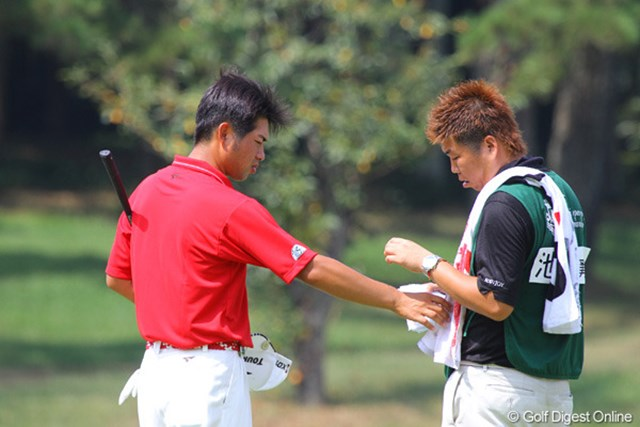 襟足を刈り上げてさっぱりとした池田勇太
