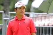 2011年 関西オープンゴルフ選手権競技 2日目 チョ・ミンギュ