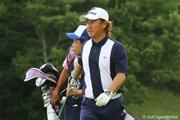 2011年 関西オープンゴルフ選手権競技 2日目 吉永智一