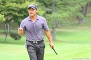 2011年 関西オープンゴルフ選手権競技 2日目 宮里優作