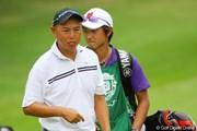 2011年 関西オープンゴルフ選手権競技 2日目 谷口徹