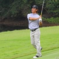 ボギーが3つ先行しても焦らずスコアを伸ばした吉永智一 2011年 関西オープンゴルフ選手権競技 3日目 吉永智一