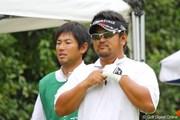2011年 関西オープンゴルフ選手権競技 3日目 宮里聖志