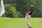 2011年 関西オープンゴルフ選手権競技 3日目 田保龍一