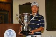 2011年 関西オープンゴルフ選手権競技 最終日 チョ・ミンギュ