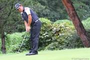 2011年 関西オープンゴルフ選手権競技 最終日 平塚哲二