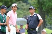 2011年 関西オープンゴルフ選手権競技 最終日 池田勇太 平塚哲二
