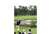 2011年 関西オープンゴルフ選手権競技 最終日 8番
