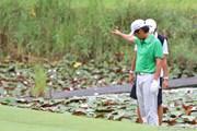 2011年 関西オープンゴルフ選手権競技 最終日 武藤俊憲