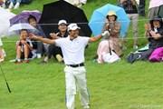 2011年 関西オープンゴルフ選手権競技 最終日 藤島晴雄