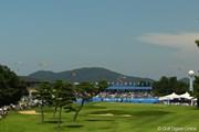 2011年 VanaH杯KBCオーガスタゴルフトーナメント 3日目 18番ホール