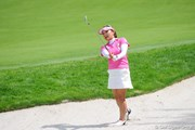 2011年 ニトリレディスゴルフトーナメント 最終日 有村智恵
