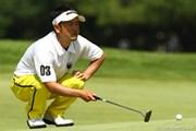 2011年 VanaH杯KBCオーガスタゴルフトーナメント 最終日 上平栄道