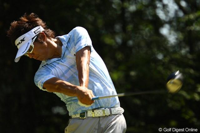 2011年 VanaH杯KBCオーガスタゴルフトーナメント 最終日 J・チョイ 最終組でのラウンドでしたが、残念ながら優勝争いには絡めませんでした。単独5位。でも、日本ツアー初優勝も間近でしょうねぇ