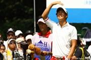 2011年 VanaH杯KBCオーガスタゴルフトーナメント 最終日 石川遼