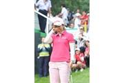 2011年 ニトリレディスゴルフトーナメント 最終日 笠りつ子