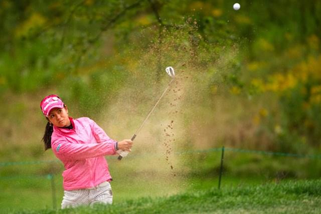 最終日は自分のゴルフができなかったと話す宮里藍(Robert Laberge/Getty Images)