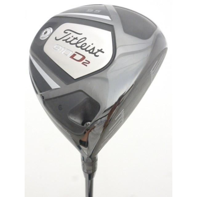 中古ギア 合っているクラブを使うのが上達への近道 NO.1 アスリート指向のゴルファーに人気で中古市場品薄気味の「タイトリスト 910D2」