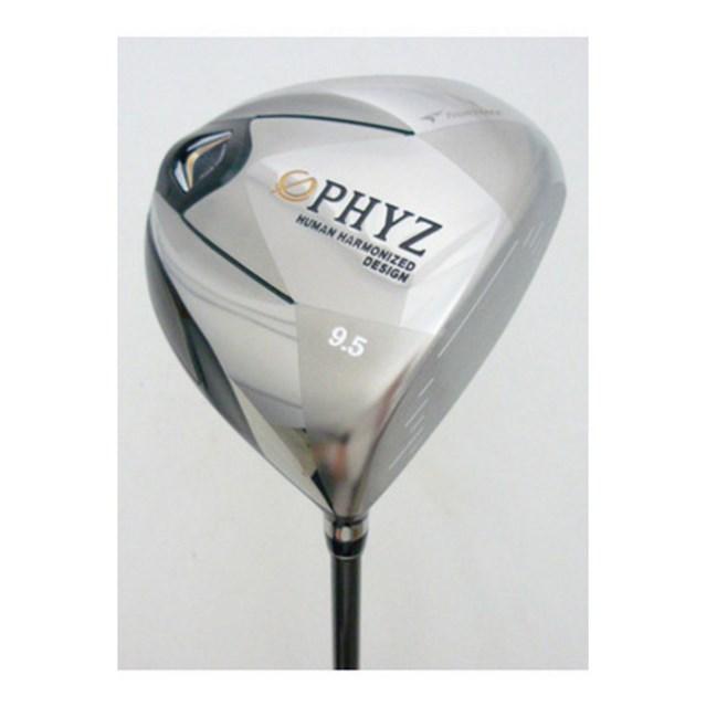 中古ギア 合っているクラブを使うのが上達への近道 NO.2 熟年ゴルファーに大人気で中古市場でも品薄の「ブリヂストン PHYZドライバー」