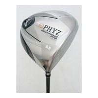熟年ゴルファーに大人気で中古市場でも品薄の「ブリヂストン PHYZドライバー」 中古ギア 合っているクラブを使うのが上達への近道 NO.2