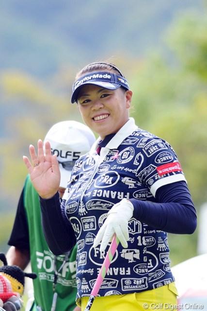 2011年 ゴルフ5レディス 初日 前田久仁子  クニちゃんお誕生日オメットさ~ん!年齢は書かないでおきますね~。ホテルに花束でも送っときましょか~!46位T