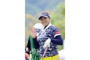 2011年 ゴルフ5レディス 初日 前田久仁子