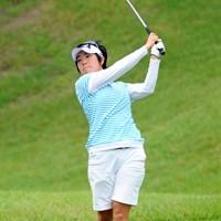 不遇のシーズンが続いていた森桜子が9位タイの好発進! 久々に躍動する姿を見せてくれた 2011年 ゴルフ5レディス 初日 森桜子