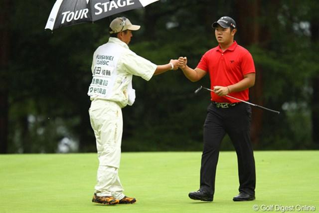 薗田峻輔は最終日に猛チャージを見せ、5位タイに食い込んだ