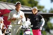 2011年 日本女子プロゴルフ選手権大会コニカミノルタ杯 初日 竹末裕美