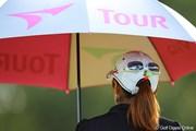 2011年 日本女子プロゴルフ選手権大会コニカミノルタ杯 2日目 宅島美香