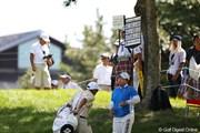 2011年 日本女子プロゴルフ選手権大会コニカミノルタ杯 3日目 アン・ソンジュ