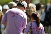 2011年 日本女子プロゴルフ選手権大会コニカミノルタ杯 3日目 ギャラリー