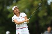 2011年 日本女子プロゴルフ選手権大会コニカミノルタ杯 3日目 原江里菜