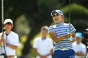 2011年 日本女子プロゴルフ選手権大会コニカミノルタ杯 3日目 藤田幸希