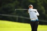 2011年 日本女子プロゴルフ選手権大会コニカミノルタ杯 3日目 若林舞衣子