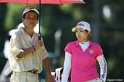 2011年 日本女子プロゴルフ選手権大会コニカミノルタ杯 最終日 笠りつ子