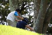 2011年 日本女子プロゴルフ選手権大会コニカミノルタ杯 最終日 ギャラリー