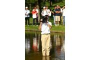 2011年 日本女子プロゴルフ選手権大会コニカミノルタ杯 最終日 テレビクルー
