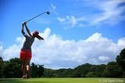2011年 日本女子プロゴルフ選手権大会コニカミノルタ杯 最終日 上田桃子