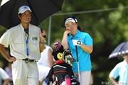 2011年 日本女子プロゴルフ選手権大会コニカミノルタ杯 最終日 不動裕理