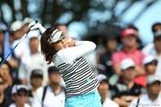 2011年 日本女子プロゴルフ選手権大会コニカミノルタ杯 最終日 福嶋晃子