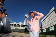 2011年 日本女子プロゴルフ選手権大会コニカミノルタ杯 最終日 三塚優子
